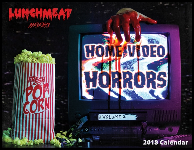 Home Video Horrors Vol 2 Cover